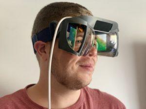 Des étudiants français inventent le futur des lunettes AR/VR avec moins de 5000 euros